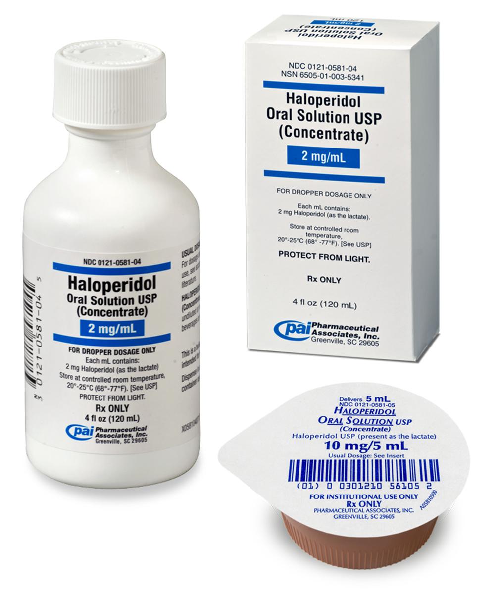 Haloperidolw-4-oz